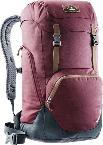 Deuter Walker 24 Maron / Granite Main Image