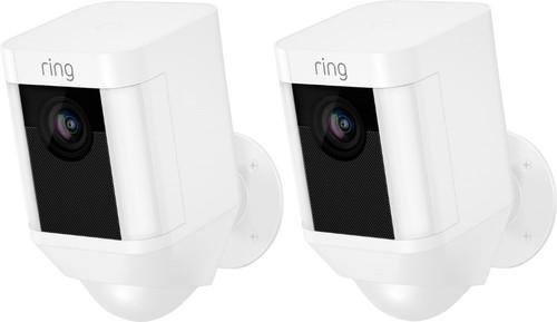 Ring Spotlight Cam Battery Wit Duopack Main Image