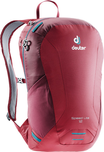 01580047298 Deuter Speed Lite 12 Cranberry / Maron - Coolblue - Before 23:59 ...
