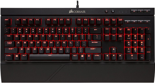 Corsair K68 Cherry MX Red Gaming Keyboard QWERTY Main Image