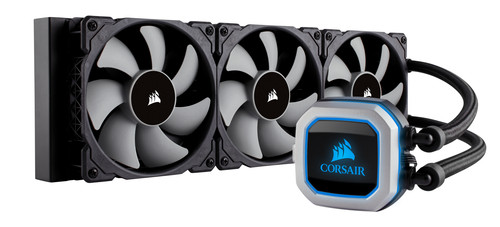 Corsair Hydro Series H150i Pro RGB Main Image