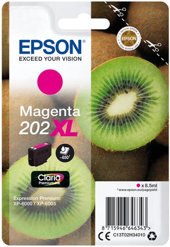 Epson 202XL Magenta (C13T02H34010) Main Image