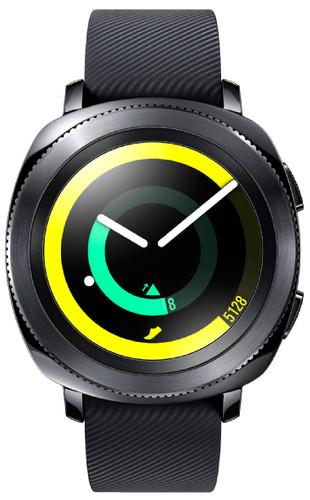 Samsung Gear Sport Zwart Main Image