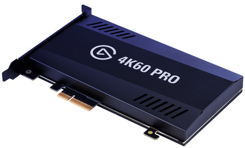 Second Chance Elgato Game Capture 4K60 Pro Main Image