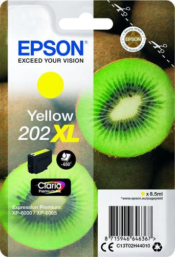 Epson 202XL Yellow (C13T02H44010) Main Image