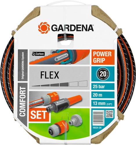 """Gardena FLEX Tuinslang 1/2"""" 20 m + Arm Main Image"""