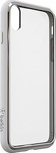 Belkin Elite SheerForce Apple iPhone X Back Cover Silver Main Image