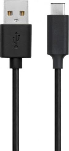 XQISIT USB C Kabel 3m Zwart Main Image