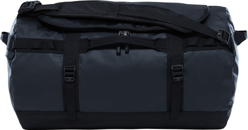 The North Face Base Camp Duffel S TNF Black Main Image