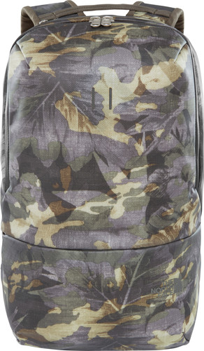 The North Face Back To The Future Green Tropical Camo Print Main Image