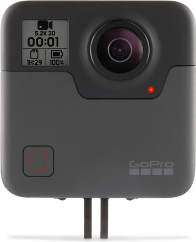 Second Chance GoPro Fusion 360 Graden Camera Main Image