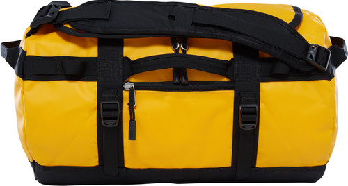 The North Face Base Camp Duffel XS Summit Gold/TNF Black Main Image