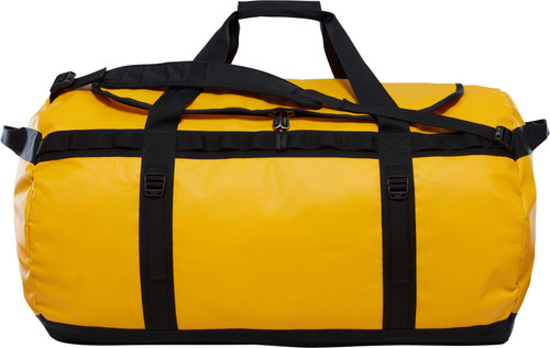 The North Face Base Camp Duffel XL Summit Gold/TNF Black Main Image