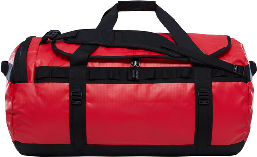 The North Face Base Camp Duffle L TNF Red/TNF Black Main Image