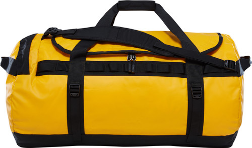 The North Face Base Camp Duffel L Summit Gold/TNF Black Main Image