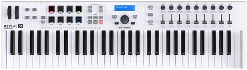 Arturia Keylab Essential 61 Wit Main Image