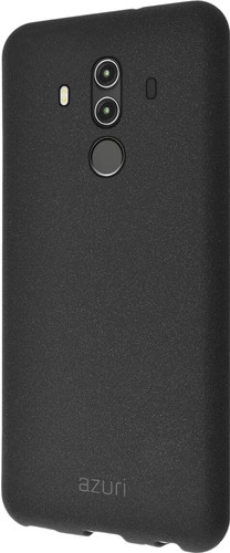 Azuri Flexible Sand Huawei Mate 10 Pro Back Cover Black Main Image