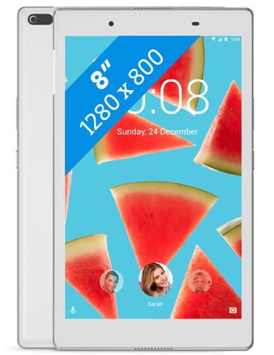 Lenovo Tab 4 8 2GB 16GB White Main Image