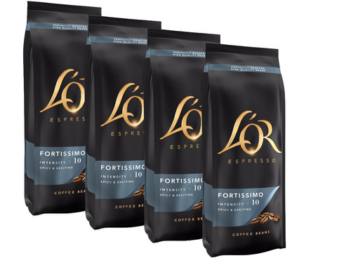 L'OR Espresso Fortissimo coffee beans 2 kg Main Image