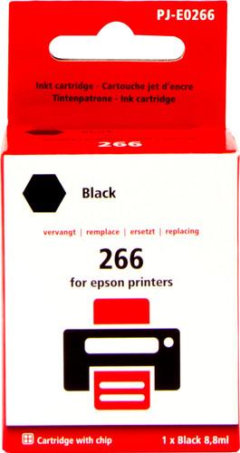 Pixeljet 266 Zwart voor Epson (C13T26614010) Main Image