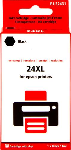 Pixeljet 24XL Black for Epson (C13T24314010) Main Image