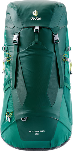 92be7630bde Deuter Futura PRO 36 Forest/Alpinegreen - Coolblue - Voor 23.59u ...