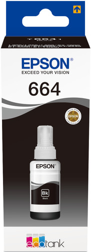 Epson T6641 Zwart (C13T664140) Main Image