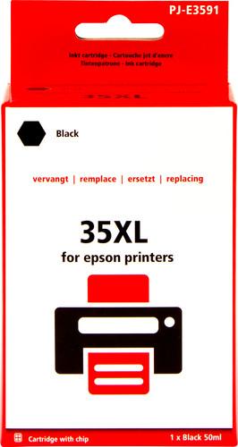 Pixeljet 35XL Black for Epson (C13T35914010) Main Image