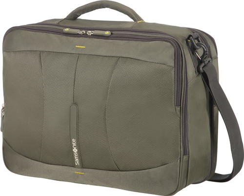 Samsonite 4Mation 3-Way Shoulder Bag Exp Olive / Yellow Main Image