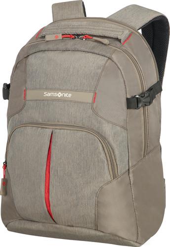 Samsonite Rewind Laptop Backpack M Taupe Main Image