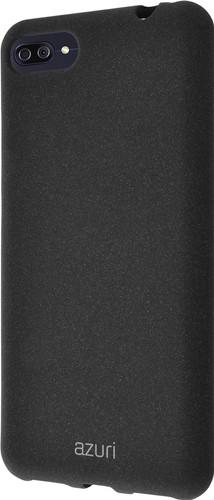 Azuri Flexible Sand Asus Zenfone 4 Max 5.5 Inch Back Cover Zwart Main Image
