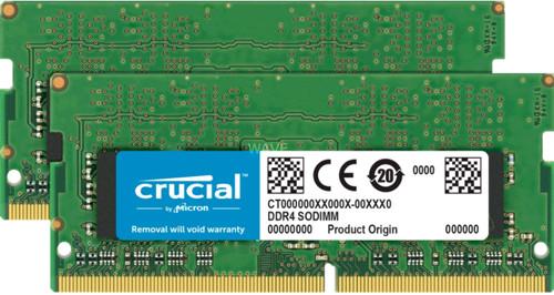 Crucial Apple 32GB SODIMM DDR4-2400 Kit 2x 16GB Main Image