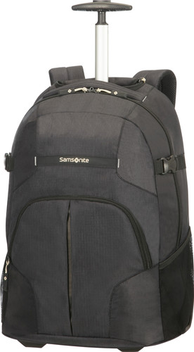 Samsonite Rewind Laptop Backpack WH 55cm Black Main Image