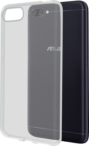Azuri Glossy TPU Asus Zenfone 4 Max 5.5 Inches Back Cover Transparent Main Image