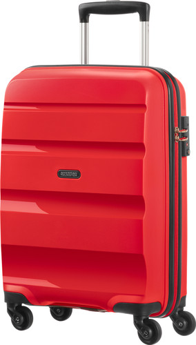 2d15687a5 American Tourister Bon Air Spinner 55cm Strict Magma Red Main Image ...