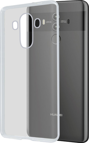 Azuri Glossy TPU Huawei Mate 10 Pro Back Cover Transparent Main Image