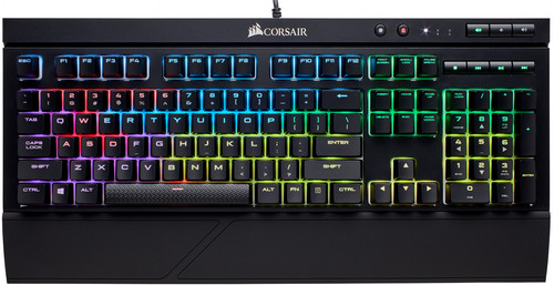 Corsair K68 RGB Cherry MX Red Gaming Toetsenbord QWERTY Main Image