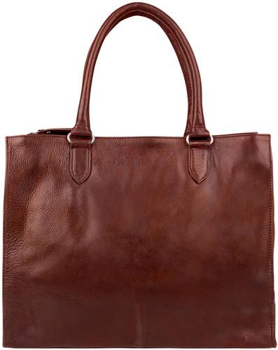 8f72f102f60 Cowboysbag Bag Columbia Cognac - Coolblue - Voor 23.59u, morgen in huis