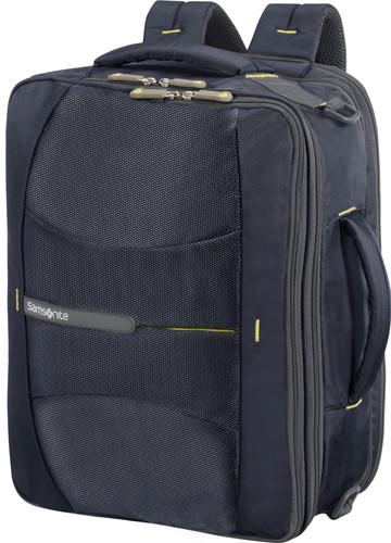 Samsonite 4Mation 3-Way Shoulder Bag Exp Midnight Blue / Yellow Main Image