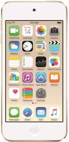 Apple iPod Touch 6 128GB Goud Main Image