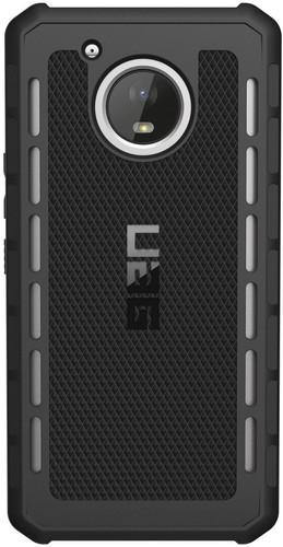 UAG Outback Motorola Moto E4 Plus Back Cover Black Main Image