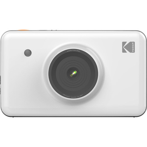 Kodak MiniShot Instant Camera White Main Image