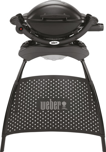 Weber Q1000 Stand Black Main Image