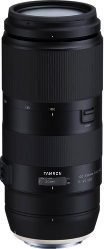 Tamron 100-400mm F4.5-6.3 Di VC USD Canon Main Image