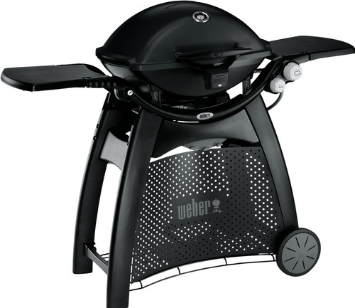 Weber Q3200 Stand Black Main Image