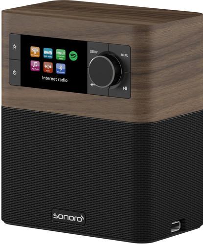 Sonoro Stream SO-410 Walnut/Black Main Image