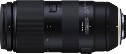 Tamron 100-400mm F4.5-6.3 Di VC USD Nikon Main Image