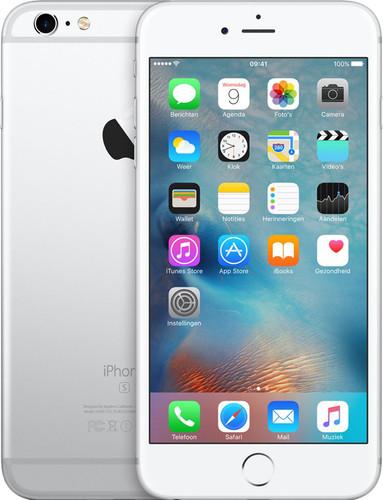 Apple iPhone 6s Plus 128GB Zilver Main Image