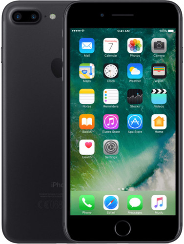 Apple iPhone 7 Plus 128GB Black Main Image