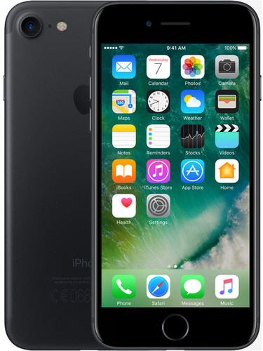 Apple iPhone 7 32GB Black Main Image